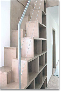 individuelle treppen lang holztreppen aus hringen. Black Bedroom Furniture Sets. Home Design Ideas